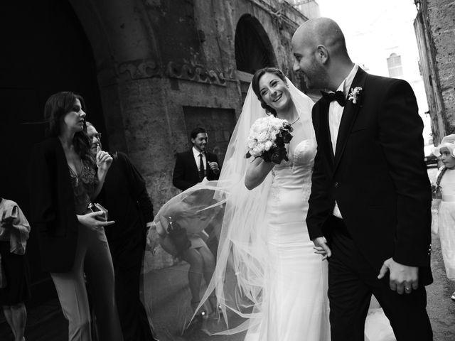 Il matrimonio di Fabio e Valeria a Mesagne, Brindisi 15