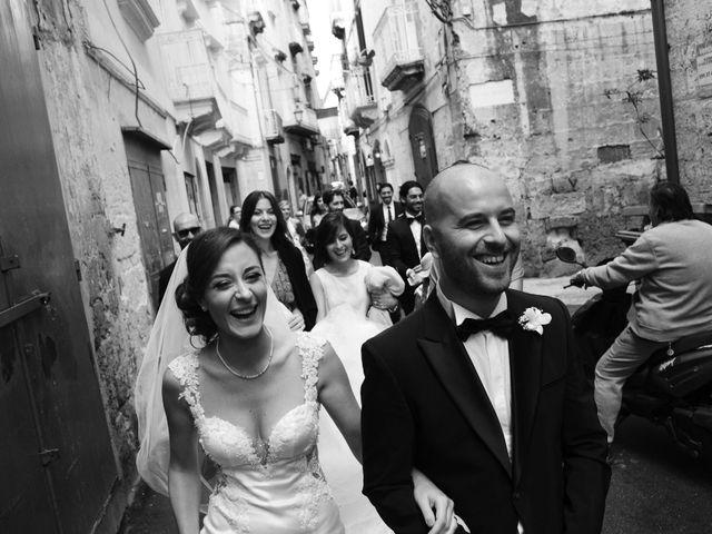 Il matrimonio di Fabio e Valeria a Mesagne, Brindisi 16
