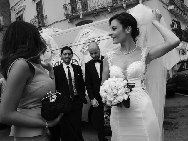 Il matrimonio di Fabio e Valeria a Mesagne, Brindisi 19