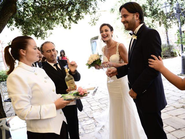Il matrimonio di Fabio e Valeria a Mesagne, Brindisi 21