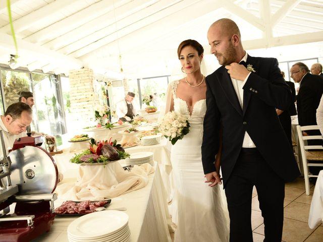 Il matrimonio di Fabio e Valeria a Mesagne, Brindisi 22