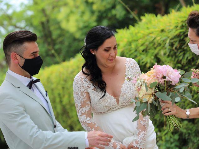 Il matrimonio di Alessio e Michela a Montevecchia, Lecco 16