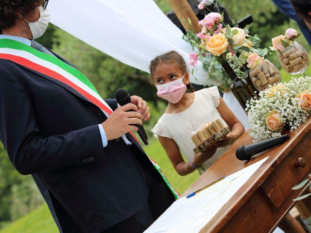 Il matrimonio di Alessio e Michela a Montevecchia, Lecco 18