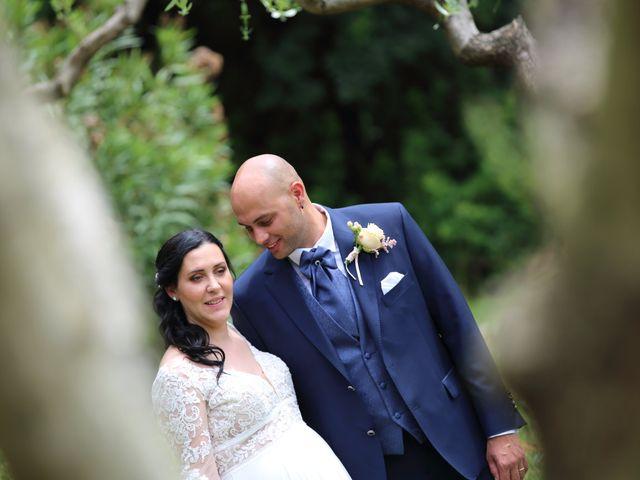 Il matrimonio di Alessio e Michela a Montevecchia, Lecco 21