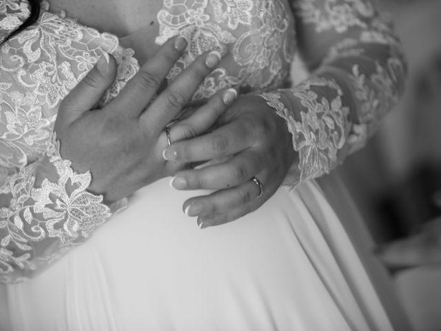 Il matrimonio di Alessio e Michela a Montevecchia, Lecco 22