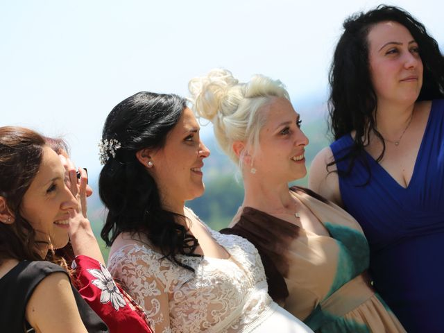Il matrimonio di Alessio e Michela a Montevecchia, Lecco 23
