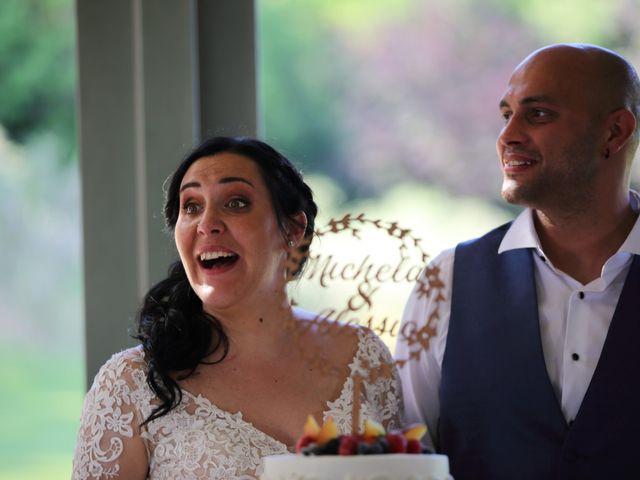 Il matrimonio di Alessio e Michela a Montevecchia, Lecco 30