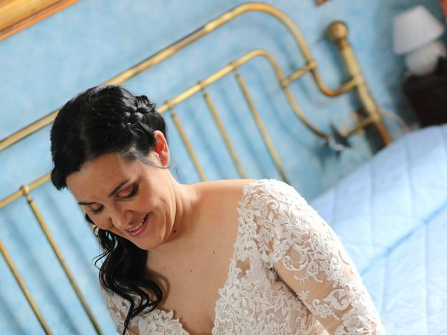 Il matrimonio di Alessio e Michela a Montevecchia, Lecco 32