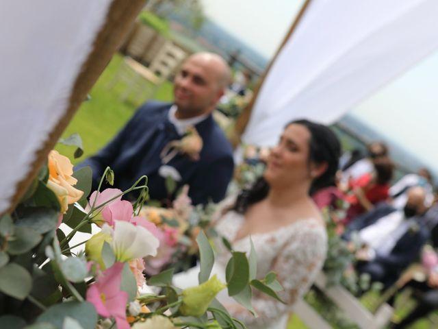 Il matrimonio di Alessio e Michela a Montevecchia, Lecco 41