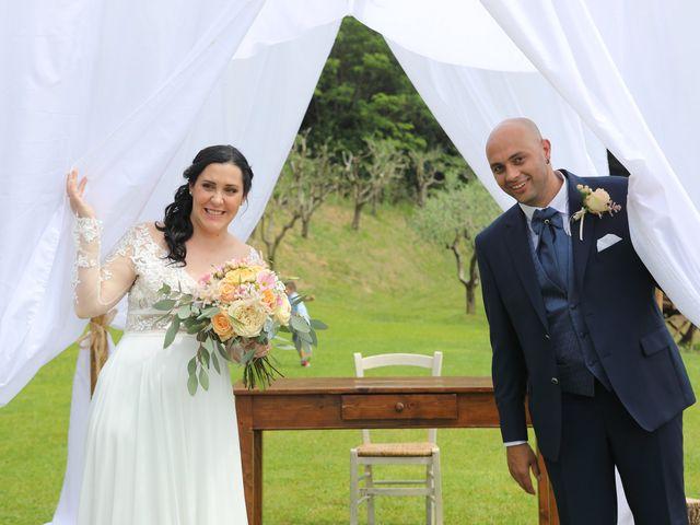 Il matrimonio di Alessio e Michela a Montevecchia, Lecco 44
