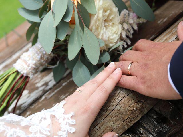 Il matrimonio di Alessio e Michela a Montevecchia, Lecco 45