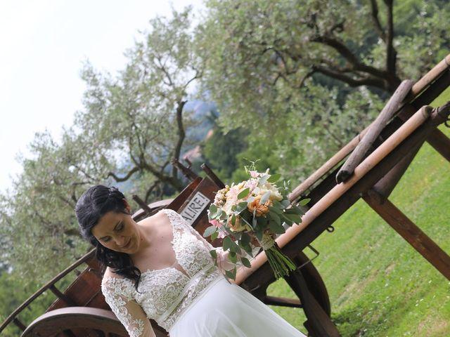 Il matrimonio di Alessio e Michela a Montevecchia, Lecco 46