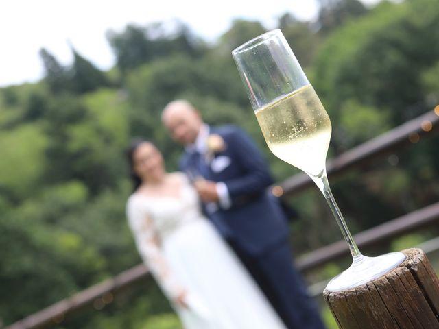 Il matrimonio di Alessio e Michela a Montevecchia, Lecco 1