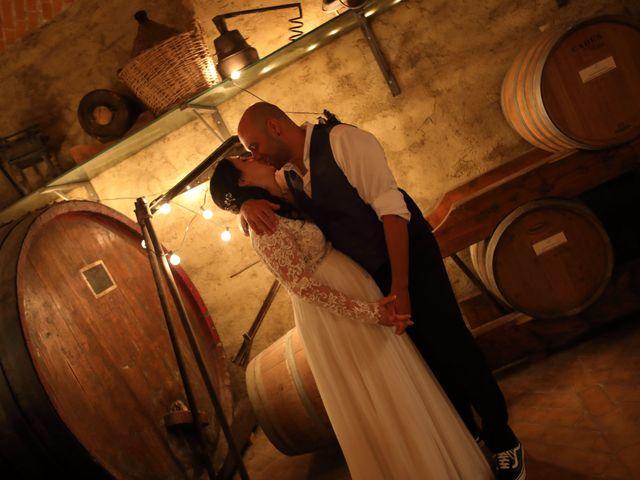 Il matrimonio di Alessio e Michela a Montevecchia, Lecco 53