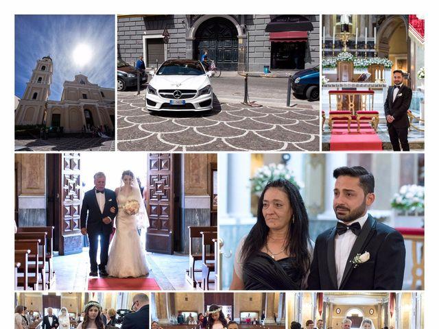 Il matrimonio di Enzo e Assunta a Afragola, Napoli 16