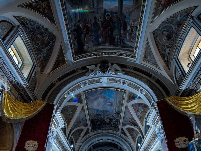 Il matrimonio di Enzo e Assunta a Afragola, Napoli 17