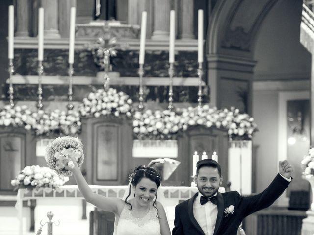 Il matrimonio di Enzo e Assunta a Afragola, Napoli 18