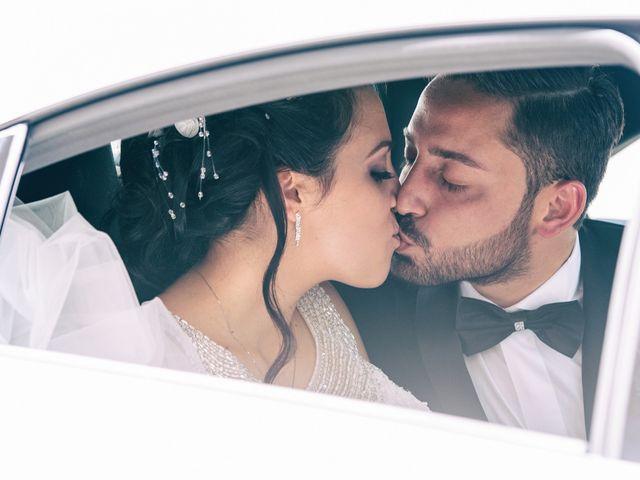 Il matrimonio di Enzo e Assunta a Afragola, Napoli 21