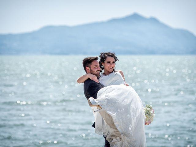 Il matrimonio di Enzo e Assunta a Afragola, Napoli 25