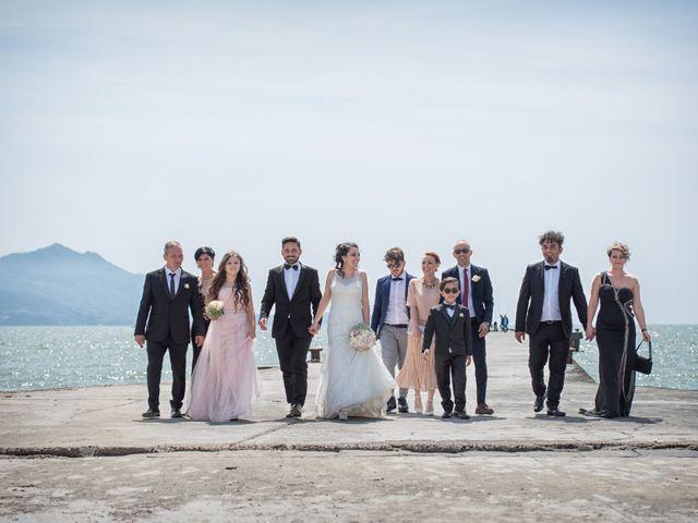 Il matrimonio di Enzo e Assunta a Afragola, Napoli 28