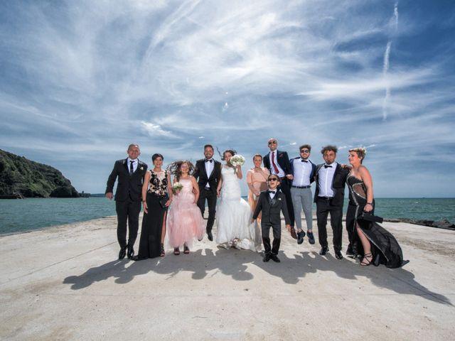 Il matrimonio di Enzo e Assunta a Afragola, Napoli 29