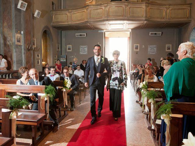 Il matrimonio di Marta e Andrea a Mapello, Bergamo 7