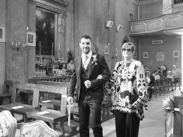 Il matrimonio di Marta e Andrea a Mapello, Bergamo 8