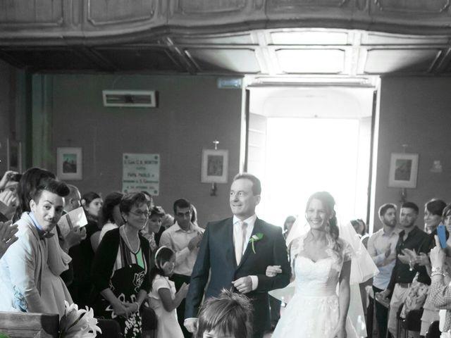 Il matrimonio di Marta e Andrea a Mapello, Bergamo 11