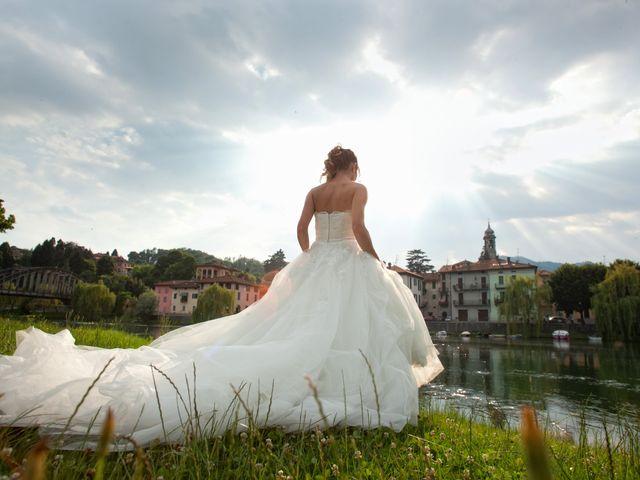 Il matrimonio di Marta e Andrea a Mapello, Bergamo 20