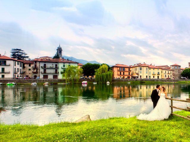 Il matrimonio di Marta e Andrea a Mapello, Bergamo 22