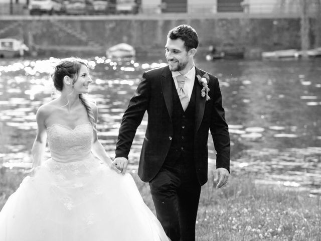 Il matrimonio di Marta e Andrea a Mapello, Bergamo 23