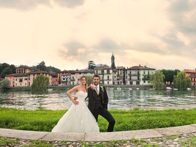 Il matrimonio di Marta e Andrea a Mapello, Bergamo 24