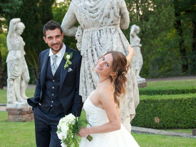 Il matrimonio di Marta e Andrea a Mapello, Bergamo 29