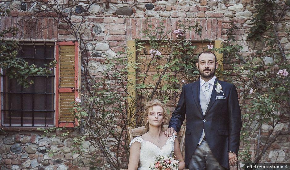Il matrimonio di Angelo e Giulia a Gossolengo, Piacenza