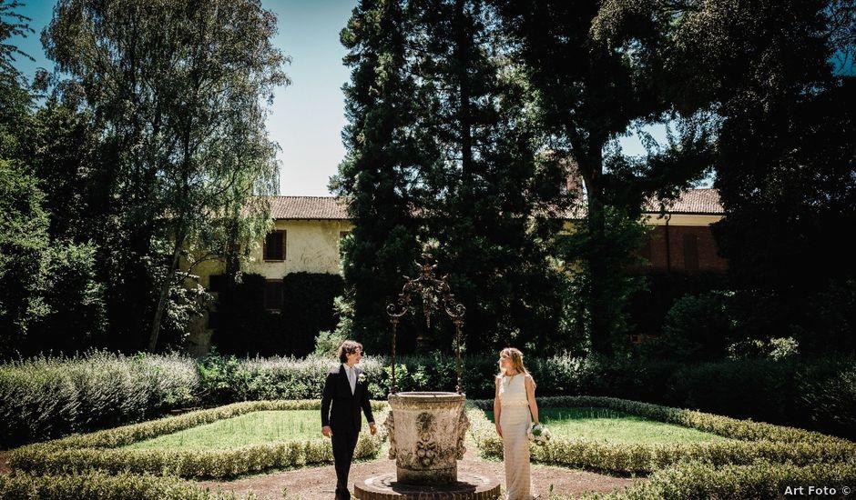 Il matrimonio di Marco e Luisa a Comignago, Novara