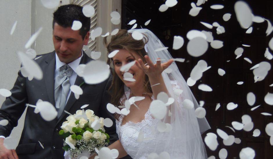 Il matrimonio di Luca e Silvia a Pantigliate, Milano