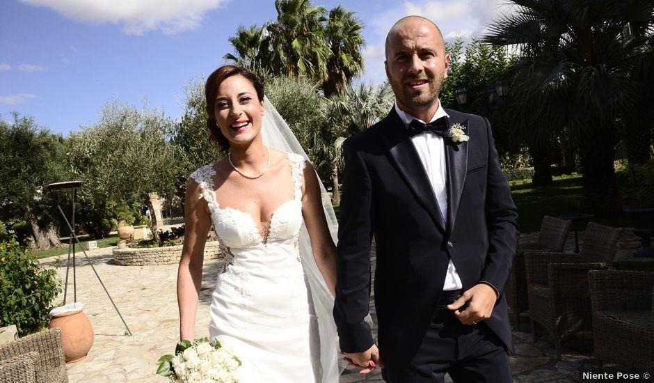 Il matrimonio di Fabio e Valeria a Mesagne, Brindisi