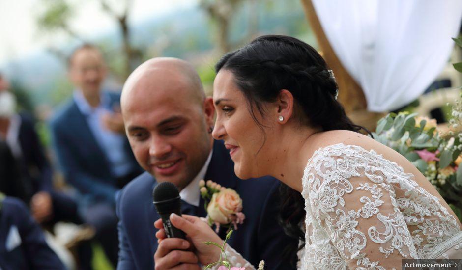 Il matrimonio di Alessio e Michela a Montevecchia, Lecco