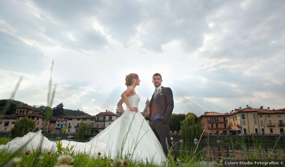 Il matrimonio di Marta e Andrea a Mapello, Bergamo