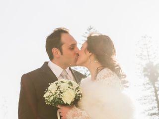 Le nozze di Mariagiovanna e Matteo