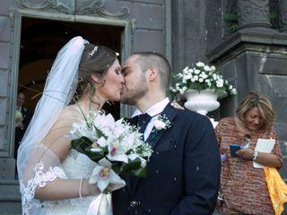 Le nozze di Cristina e Gaetano 1