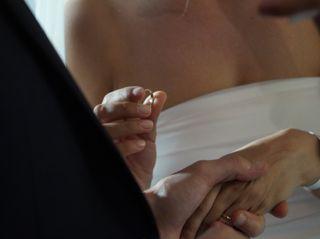 Le nozze di Mariarosaria e Alessandro