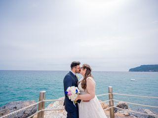Le nozze di Michela e Denny