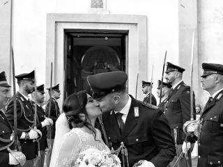 Le nozze di Martina e Fausto