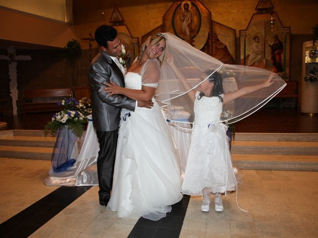 Il matrimonio di Alfonso e Katia a Roma, Roma 24
