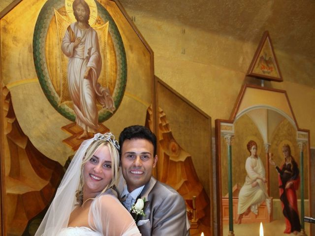 Il matrimonio di Alfonso e Katia a Roma, Roma 26