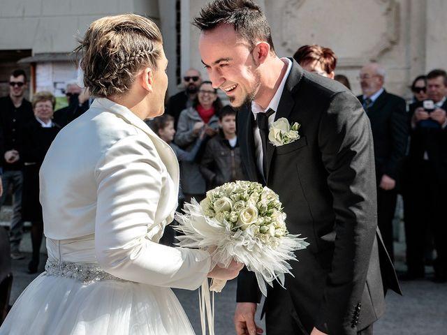 Il matrimonio di Valerio e Alice a Vicenza, Vicenza 14