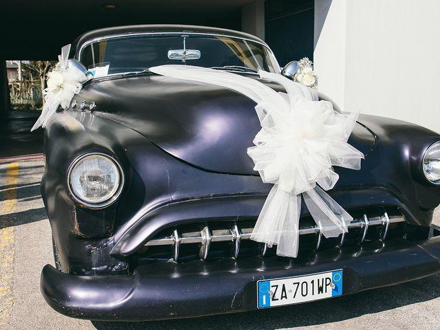 Il matrimonio di Valerio e Alice a Vicenza, Vicenza 18