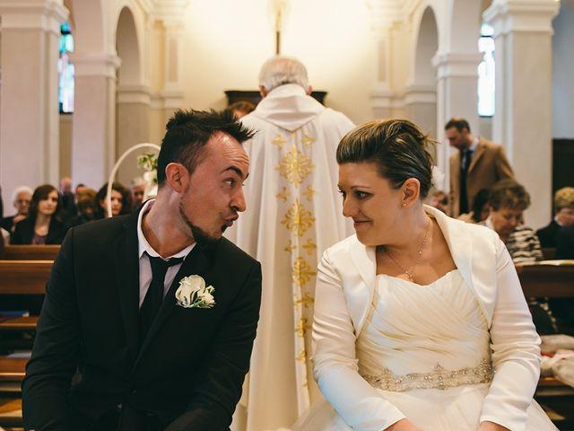 Il matrimonio di Valerio e Alice a Vicenza, Vicenza 20