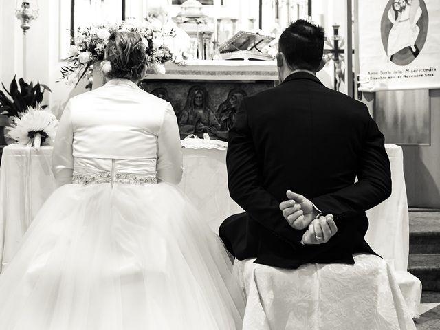 Il matrimonio di Valerio e Alice a Vicenza, Vicenza 22